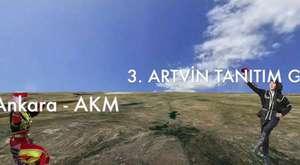 Orhangazi 7 Mart Artvin Kurtuluş Etkinliği