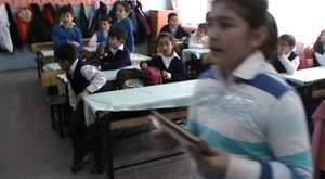 Kalaba İlkokulu 2/C Sınıfı Ankara Metro Resim Sergisi 2012 (6)))