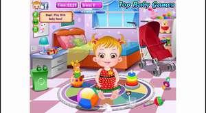 hazel bebek yağmurlu gün oyunu video izle