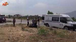Kemalpaşa Otobüsçüler Derneğinden 500 Araçlık Konvoy