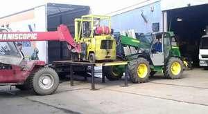 Çeliktepe Kiralık Forklift Kiralama 0541 945 32 25