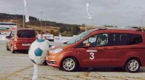 Ford arabaların maçı
