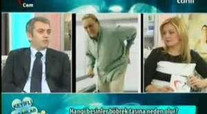 Böbrek Taşları ve İdrar Kaçırma - Op. Dr. Cüneyd Sevinç