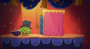 Angry Birds Toons 1.Sezon 34.Bölüm