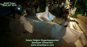 Turkish Sufi Music Whirling Dervishes Ceremony