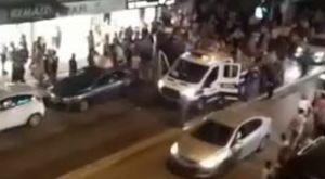 Bursa'da Suriyeliler zabıtaya saldırdı
