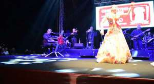 53. Antalya Film Festivali Gala Yemeğinde The Land of Legends Theme Park Su Gösterisi