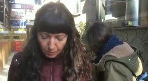 Bakırköy Özgürlük Meydanında Nursel Tanrıverdi'nin Direnişi 137. Haftadır Sürüyor