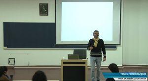 Temel Fotoğrafçılık 13.12.2016 Prof. Dr. Melih Zafer Arıcan