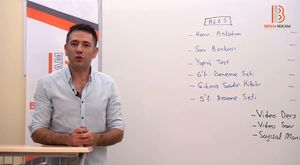 Hale KARATAŞ - ALES / DGS - 2019 - Türkçe ve Sözel Mantık Dersi Tanıtım