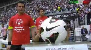 Şampiyonlar Ligi: Celtic 0-3 Juventus
