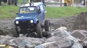 Cherokee Zj Off Road
