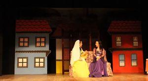 Mask-Kara Tiyatrosu Kadın Ölüleri