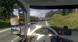 A Beautiful Day on Euro Truck Simulator 2