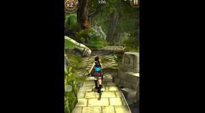 Lara Craft Relic Run Part #1 Android Game