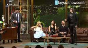 Aref Ghafouri - Beyaz Show 2013