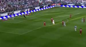 İtalya Serie A Genoa 1-3 Juventus