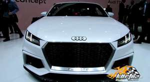 2015 Audi TT Quattro Sport 420 Hp - Exterior and Interior