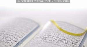 CÜZ 16 - İnsanları Sapkınlığa ve Cehennem'e Götüren Nedir? - Nouman Ali Khan