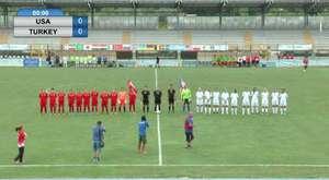 Rusya 0-1 Türkiye 2. Yarı