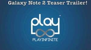 Galaxy Note 2 Resmi Tanıtım Videosu