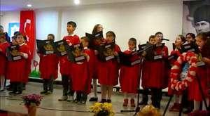 Karamürsel Amiral İlkokulu 24 Kasım Öğretmenler Günü Programı