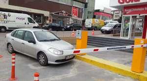 Parkpross Biletli Otopark Sistemi 1