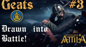 Total War Attila - Extreme Odds - The Human Wall
