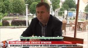 Bu tesis Osmangazi gençlerini Dünya Şampiyonu yapacak