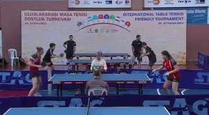 Uluslararası Masa Tenisi Dostluk Turnuvası