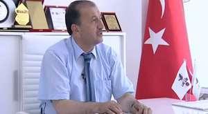TGK Akdeniz Bölge Başkanlığı Bedri Yalcin'a Teslim