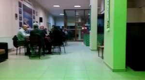 Gemlikspor - Zaferspor maç sonrasi soyunma odasi.