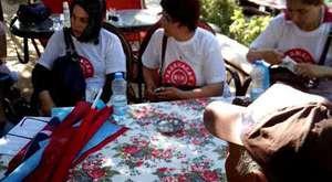 Soma Yırca Köyü Zeytinlik nöbetleri