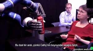 Düşünceyle Kontrol Edilen Robotik Kol