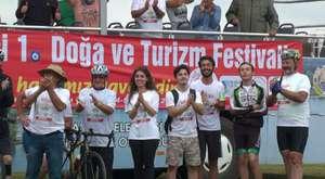 Dilara festivale renk katanlardan dı