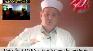 Hafız Ümit AYDIN / ` Kurban İbadeti ve Bayram ` Cuma Vaazı.
