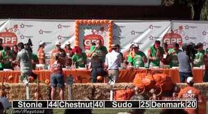 2015 Nathans Hot Dog Eating Contest