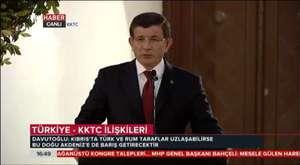 Türkiye - AB Zirvesi Açılışı
