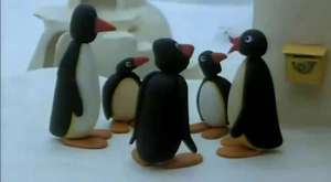 020 Pingu at School