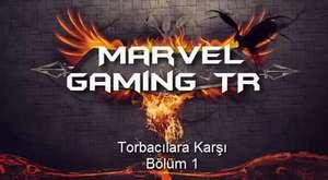 Marvel Gaming TR Film 1 Devlet Adamına Pusu