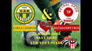 Batman Petrolspor Play-Off Turu