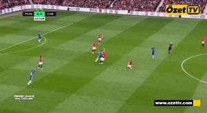 Manchester United 2 - 0 Chelsea