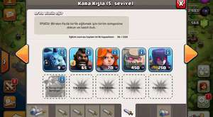 Bi bulamadim yaww - clash of clans