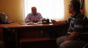 CHP Milletvekili A. Adayı Ahmet Adıgüzel Toros mahalle temsilciliğini ziyaret etti