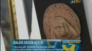 Galeri Eksen /Çağdaş Erçelik / Dostoyevski / World Travel Channel