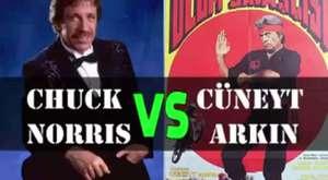 Cüneyt Arkin vs Chuck Norris