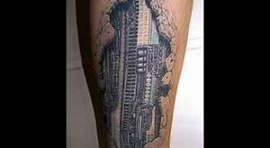 İncredible 3D Tattoo