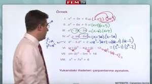 10.Sınıf Matematik Binom Açılımı
