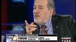 İlber Ortaylı ``Bayırbucak Türkmeni nereden çıktı? Onlar Halep Türkmeni``