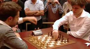 Carlsen-Morozevich